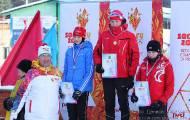 Первенство области по лыжным гонкам среди ДЮСШ 2014