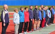 Чемпионат области по легкой атлетике среди ветеранов 2014