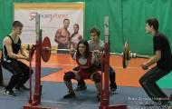 Чемпионат области по пауэрлифтингу 2014