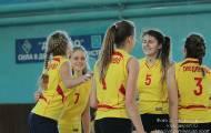 Первенство области по волейболу среди девушек 98-99 г.р. 2014