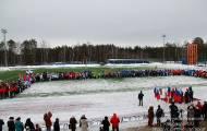 Зимние спортивные сельские игры 2015