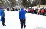 Спартакиада властей: лыжные гонки 2015