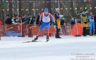 Чемпионат области по лыжным гонкам 2015