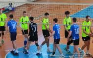 Высший дивизион студенческой волейбольной лиги России в Калуге 2016