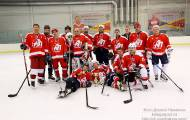 Финал Кубка Калуги по хоккею 2016