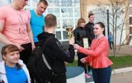 Студенческий спортивный фестиваль ВУЗов 2016