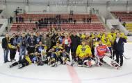 Финалы Кубка Губернатора по хоккею 2016