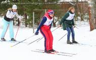 Спартакиада работников зак. и исп. власти: лыжные гонки 2017