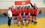 Первенство России по волейболу (спорт глухих)-2017
