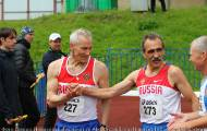 Кубок России по легкой атлетике среди ветеранов-2017