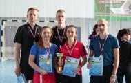 Спартакиада органов власти: настольный теннис-2018