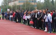 Фестиваль спорта 2013