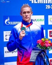 Михаил Вековищев отобрался на чемпионат Европы в Глазго