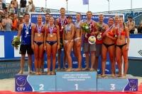 Обнинская «пляжница» стала двукратной чемпионкой Европы!