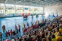 Глава региона открыл в Малоярославце «Планету спорта»