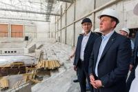 Строительство Дворца спорта в Калуге идёт полным ходом!