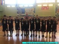 В Товаркове победили баскетболисты Воротынска