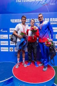 Ещё две медали калужан в «Олимпийском»