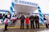 В День Конституции РФ в Сухиничах открыли новый спортивный комплекс