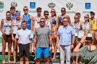 «Золото» обнинских «пляжниц» на чемпионате ЦФО