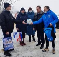 Футбол – игра «гвардейская»!