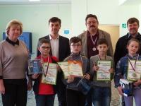 Областной этап «Белой ладьи» выиграли гимназисты Малоярославца