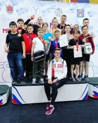 11 медалей калужских «маршалов» на этапе Кубка мира в Санкт-Петербурге!
