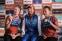 Бочарова и Воронина стали первыми обладательницами Кубка Федерации