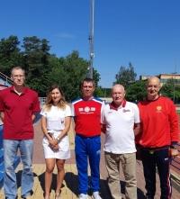 Участники Олимпийского движения из Калужской области поздравили всех с Международным Олимпийским днем