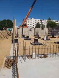 В Балабанове приступили к строительству спортивного комплекса с плавательным бассейном!