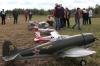 Взлётно-посадочная полоса Спас-Загорья вновь приняла авиамоделистов