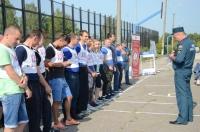 Более 250 сотрудников МЧС выполнили нормы ГТО!