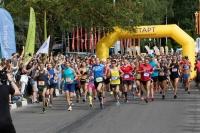 В шестом Обнинском марафоне приняли участие 1100 бегунов!