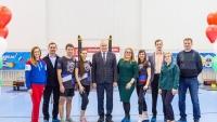 Калужская область получила комплект лицензионного оборудования от официального лицензиата «Со ГТО»