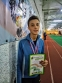 Чемпионат России прошёл в столице
