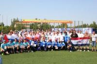 Калуга гостеприимно встретила представителей национальных видов спорта