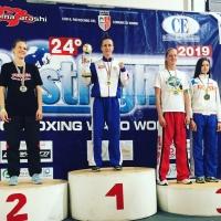 Победа Мирошниченко на Кубке мира!