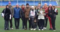 Сотрудники министерства спорта приняли участие в фестивале «ГТО-одна страна,одна команда!»
