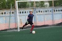 В первенстве области по футболу прошли очередные матчи
