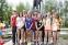 В эстафете Победы лучшее время показала «Юность»