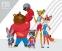 «Союзмультфильм» представил концепцию нового физкультурно-спортивного мультсериала