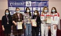 Два «серебра» и «бронза» калужских гроссмейстеров в Ярославле!