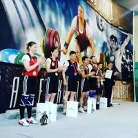 Третье место Юлии Старковой  на «Гераклиаде-2017»