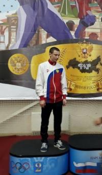 Второй – на Кубке России!