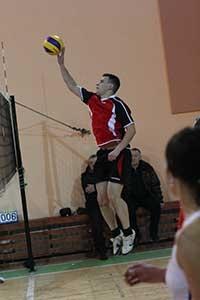 Самые сильные волейболисты