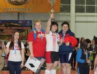 Женская сборная области завоевала в Арзамасе Кубок России!