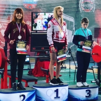 Калужские силачи завоевали в Туле 11 наград!
