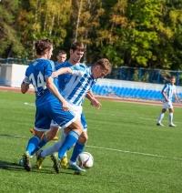 Пять мячей «калужан» в ворота «Зенита»!