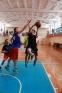 Федерация баскетбола устроила новогодний праздник