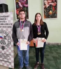Полный медальный комплект Ирины Ануриной на первенстве России!